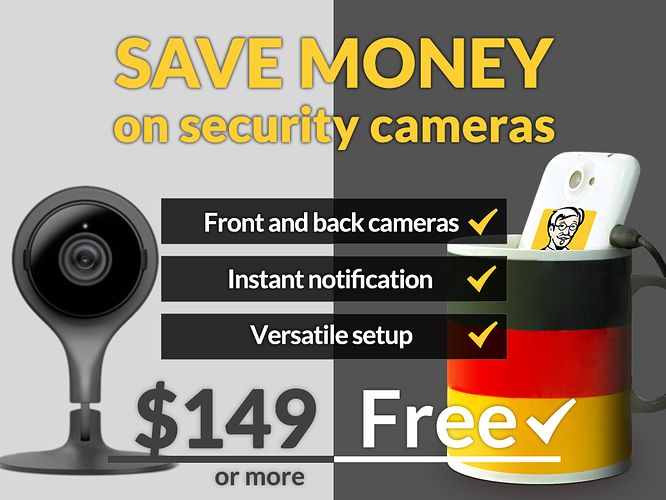 How much does a security system cost?