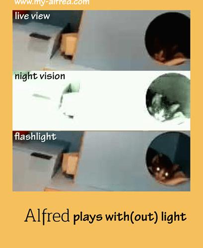 night vision app