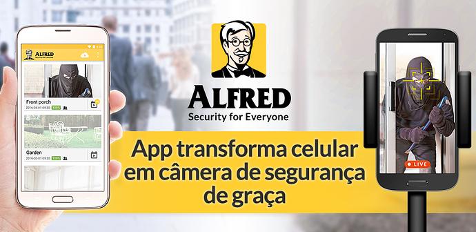 Home Security transforma o celular numa câmera de vigilância
