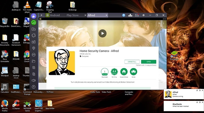 Using alfred on a computer - Got a Question - Alfred Center