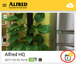 Where are my videos stored? - Frequently Asked - Alfred Center | get