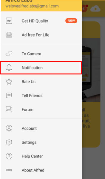 NotificationForum